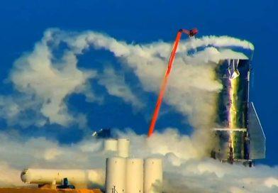 Прототип корабля Starship Илона Маска взорвался во время испытаний