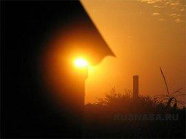 В декабре Земля на 90% лишится солнечного света