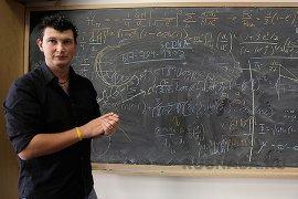 Астрофизик Константин Батыгин: «Открытие девятой планеты мы обмывали водкой, виски и сакэ!»
