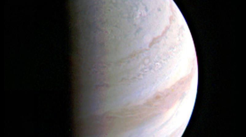 Космический корабль НАСА «Юнона» успешно завершает облет Юпитера