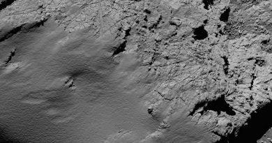 Космический аппарат «Розетта» приземлился на комету