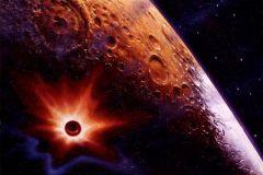 Пояс астероидов. Познавательная гифка