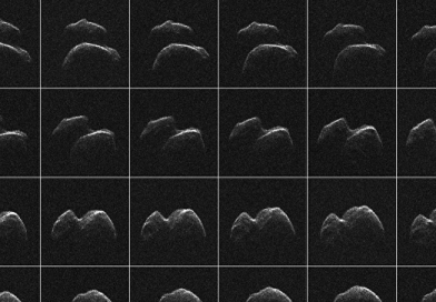 Радары НАСА получили фотографии опасного астероида 2014 JO25
