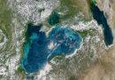 В NASA сообщили об изменении цвета Черного моря