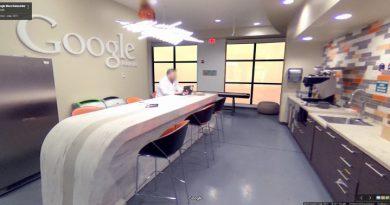 Корпорация Google открыла на Марсе своё представительство