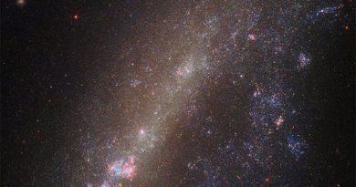 Теперь есть карта Млечного Пути