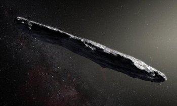 NASA обнаружило межзвездный астероид в форме сигары