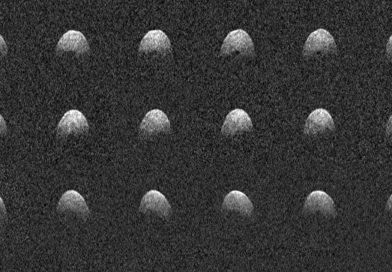 Астрономы НАСА получили детальные фотографии «астероида столетия»