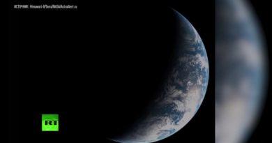 Суперболид над Камчаткой: в сети появилось видео мощного взрыва метеора